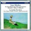 Leonidas Kavakos and Tapiola Sinfonietta Six Humoresques for Violin and Orchestra : Humoresque I Op.87 No.1 in D minor