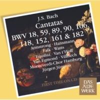 """Jürgen Jürgens Cantata No.90 Es reisset euch ein schrecklich Ende BWV90 : V Chorale - """"Leit uns mit deiner rechten Hand"""" [Choir]"""
