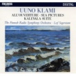 Finnish Radio Symphony Orchestra Klami : All'ouverture, Sea Pictures, Kalevala Suite