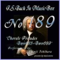 石原眞治 我らの救い主イエスキリストによるフーガ BWV689