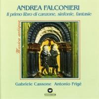 Gabriele Cassone / Antonio Frigé L'Ermosa Celia - Corrente