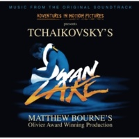 David Lloyd Jones Swan Lake Op.20 : Act 2 Dances of the Swans - IV Allegro moderato, [Dance of the Little Swans]