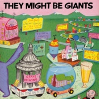 They Might Be Giants Everything Right Is Wrong Again