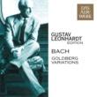 Gustav Leonhardt Bach, JS : Goldberg Variations (DAW 50)