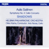Helsinki Philharmonic Orchestra Prelude for Orchestra Op.52, 'Shadows'