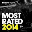 Various Artists Defected Presents Most Rated 2014
