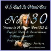 石原眞治 ソナタ イ長調 BWV1025 サラバンド