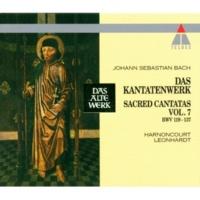 """Gustav Leonhardt Cantata No.132 Bereitet die Wege, bereitet die Bahn BWV132 : IV Recitative - """"Ich will, mein Gott, dir frei heraus bekennen"""" [Counter-Tenor]"""