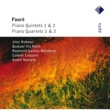 Jean Hubeau Fauré : Piano Quintets & Piano Quartets