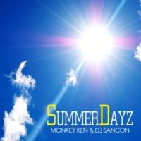 MONKEY KEN & DJ SANCON SUMMER DAYZ HipHop Mix
