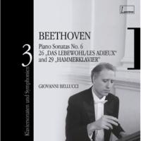 "Giovanni Bellucci Piano Sonata No. 29 in B-Flat Major, Op. 106, ""Hammerklavier"": I. Allegro"