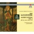 Nikolaus Harnoncourt Bach : Sacred Cantatas Vol.8 : BWV 138-140, 143-159, 161-162