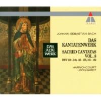 """Gustav Leonhardt Cantata No.144 Nimm, was dein ist, und gehe hin BWV144 : I Chorus - """"Nimm, was dein ist, und gehe hin"""" [Choir]"""
