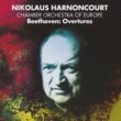 Nikolaus Harnoncourt Beethoven : Overtures