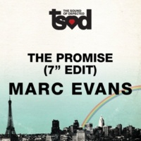 "Marc Evans The Promise: 7"" Edit"