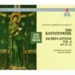 Nikolaus Harnoncourt Bach : Sacred Cantatas Vol.9 : BWV 163-166