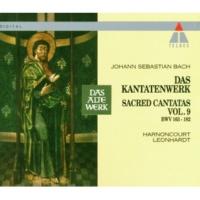 """Gustav Leonhardt Cantata No.172 Erschallet, ihr Lieder BWV172 : V Aria - """"Komm, lass mich nicht länger warten"""" [Boy Soprano, Counter-Tenor]"""