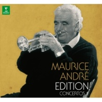 Maurice André Trumpet Concerto in G minor : I Grave