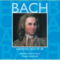 """Gustav Leonhardt Cantata No.98 Was Gott tut, das ist wohlgetan BWV98 : V Aria - """"Meinen Jesum lass ich nicht"""" [Bass]"""