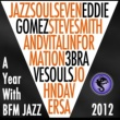 Various Artists A Year With BFM Jazz 2012