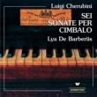 Lya De Barberiis Sei Sonate per cimbalo