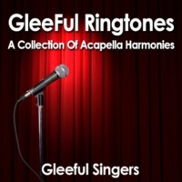 Gleeful Singers Melodic Background