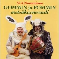 M.A. Numminen Nopsaa matkantekkoo
