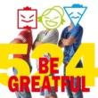 コブシ Be greatful