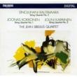 The Jean Sibelius Quartet Rautavaara / Kokkonen / Kaipainen : String Quartets