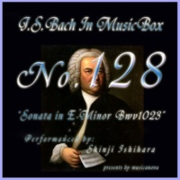 石原眞治 ソナタ ホ短調 BWV1023 アルマンド