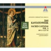 """Gustav Leonhardt Cantata No.56 Ich will den Kreuzstab gerne tragen BWV56 : III Aria - """"Endlich, endlich wird mein Joch"""" [Bass]"""