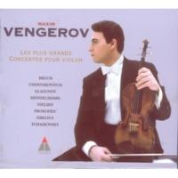 Maxim Vengerov Violin Concerto in A minor Op.82 : II Andante