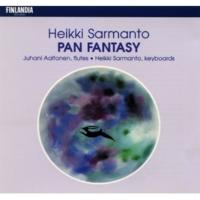 Juhani Aaltonen Pan Fantasy : Dance to The Invisible [Tanssi näkymättömään]