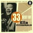 Ella Fitzgerald The Masters Of Jazz: 33 Best Of Ella Fitzgerald
