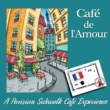 Various Artists Cafe de l'Amour - A Parisian Sidewalk Cafe Experience