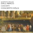 Concerto Köln Dall'Abaco : Concerti (DAW 50)