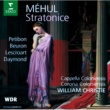 William Christie Mehul : Stratonice