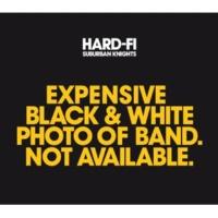 Hard-FI Suburban Knights (International 3 track DMD)