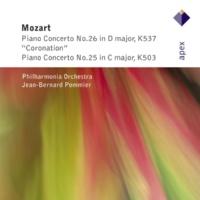 Jean-Bernard Pommier & Philharmonia Orchestra Mozart : Piano Concerto No.25 in C major K503 : I Allegro maestoso