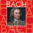 Various Artists Bach, JS : Sacred Cantatas BWV Nos 198 & 199