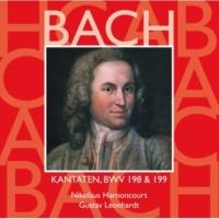 """Gustav Leonhardt Cantata No.198 Lass, Fürstin, lass noch einen Strahl BWV198 : X Chorus - """"Doch Königin! Du stirbest nicht"""" [Choir]"""