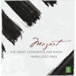 Maria-João Pires Mozart  : Great Piano Concertos