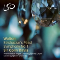 "Sir Colin Davis, Peter Coleman-Wright, London Symphony Chorus, London Symphony Orchestra Belshazzar's Feast (VI. Allegro Molto - Thus in Babylon"")"""