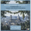 Various Artists Mendelssohn Edition Volume 1 - Orchestral Music