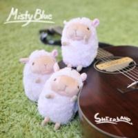 SHEEP LAND Misty Blue