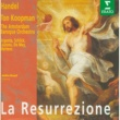 Ton Koopman Handel : La Resurrezione
