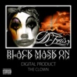 D-FRIS Black mask on