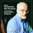 Ton Koopman Mozart : Symphonies Nos 25, 31, 'Paris' & 41, 'Jupiter'