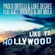 Paolo Ortelli & Luke Degree feat. Katt Rockell & Jay Mula Like Ya Hollywood (Ortelli, Degree, Pat-Rich Edit)
