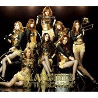 AFTERSCHOOL Because of you(Japan Ver.)